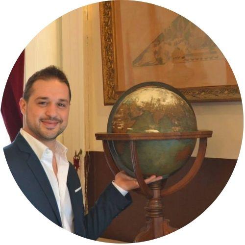 Claudio d'amaro direttore webviaggi