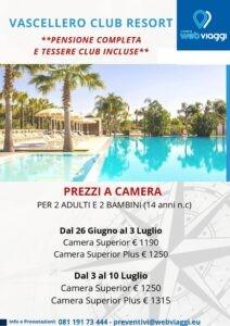 Offerta Villaggio Calabria